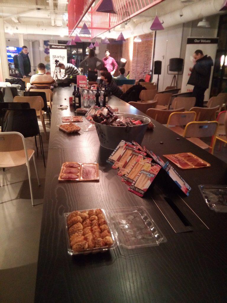 Startup Grind: 1 año en racha