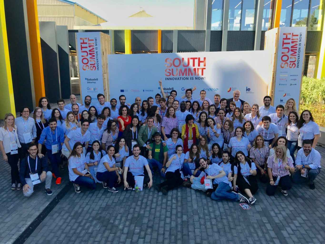 He sido voluntario en South Summit 2017